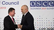 OSCE Edi Rama