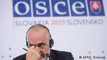 OSCE Edi Rama (AFP/V. Simicek)