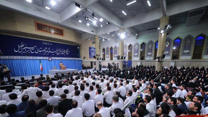 Iran Ali Chamene'i (IRNA)