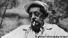 BG Bildhauer Ernst Barlach l Foto um 1935