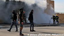 Irak l Proteste und Angriffe auf die US-Botschaft in Bagdad