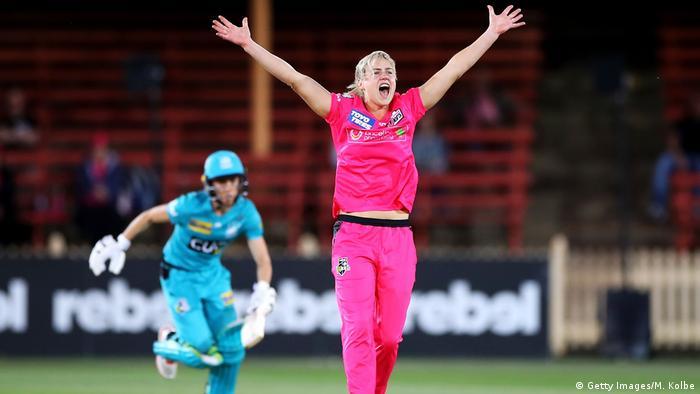 Australien l Sportlerin Ellyse Perry - Cricket (Getty Images/M. Kolbe)