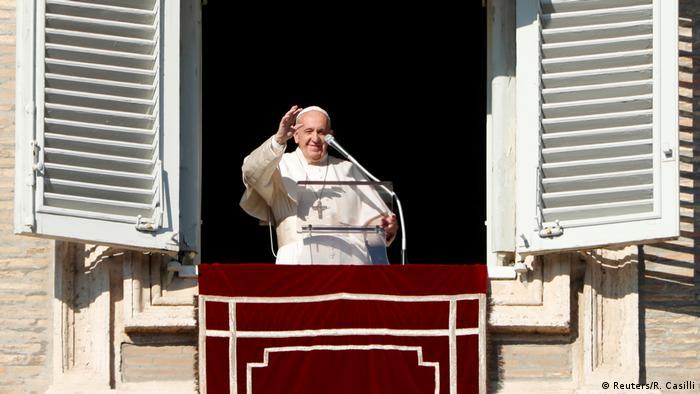 Italien Vatikan l Neujahr 2020 - Papst Franziskus (Reuters/R. Casilli)