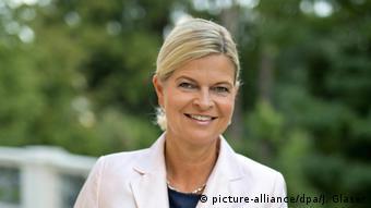 Глава Минобороны Австрии Клаудиа Таннер