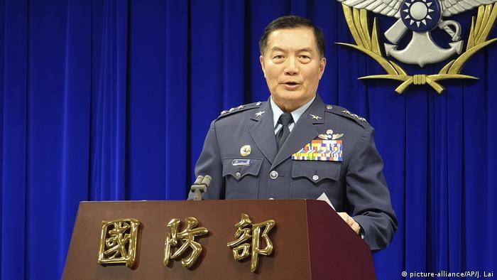 General Shen Yi-ming