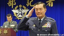 Taiwan - Verteidigungsminister Shen Yi-ming