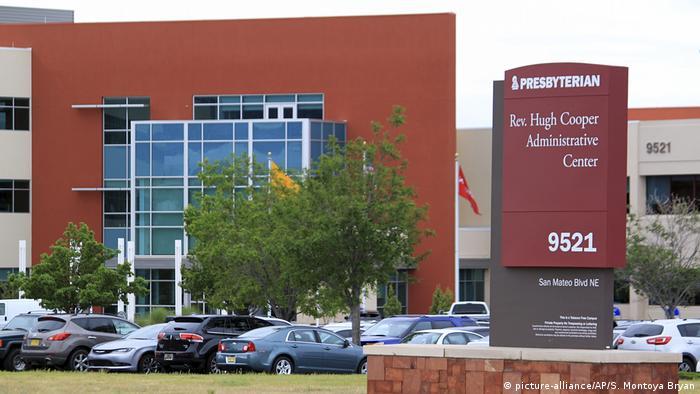 USA, New Mexico, Albuquerque: Presbyterian Healthcare Services