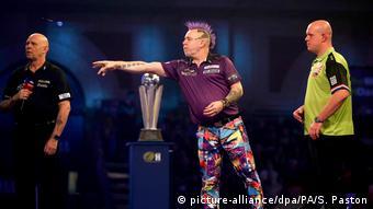 Darts-WM 2020 Weltmeister Peter Wright