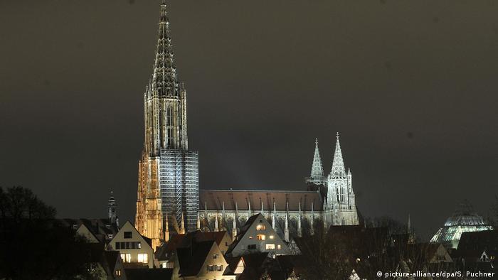 La catedral de Ulm