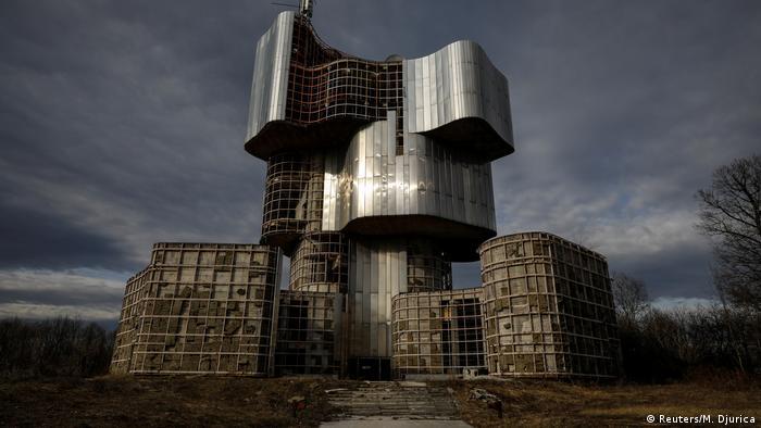 Мемориальный комплекс в Хорватии, на Петровой-Горе