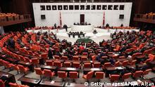 Türkei Parlament Ankara
