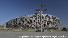 China l Peking - Nationalstadion Vogelnest