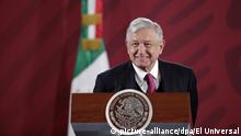 Andrés Manuel López Obrador, AMLO, en imagen de archivo