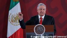 Andrés Manuel López Obrador Mexiko