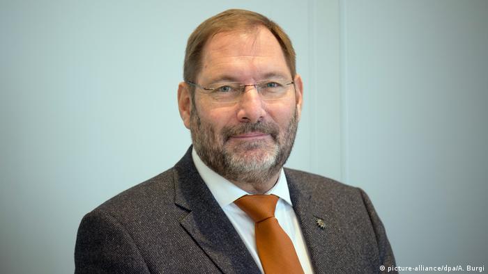 Jörg Radek, vice-président du Syndicat de la police allemande, se dit écoeuré