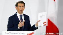 Österreich: ÖVP und Grüne setzen auf Klimaschutz und Steuersenkungen