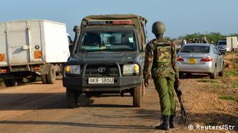 Kenia Drei Tote bei Überfall auf Bus