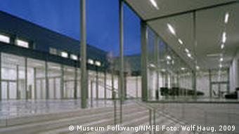 Deutschland Architektur Chipperfield Neubau Folkwang Museum in Essen