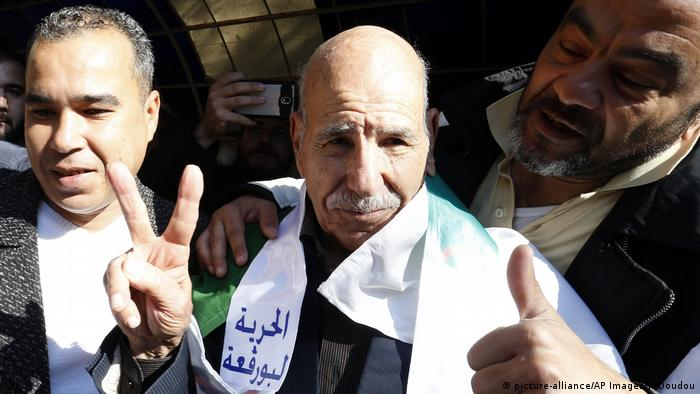 Algeria releases 76 protest detainees, prominent opposition critic