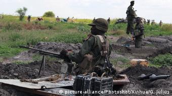 Symbolbild Stammeskämpfen im Sudan