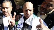 Algerien Freilassung von Lakhdar Bouregaa