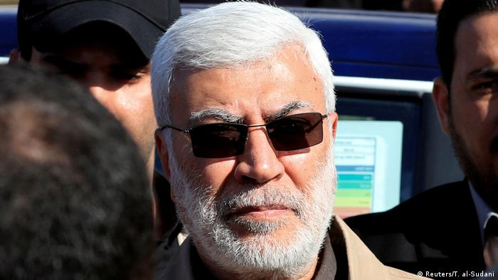 Irak Abu Mahdi al-Muhandis