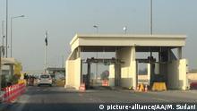 Irak Bagdad | Sicherheitsvorkehrungen am Flughafen nach Dronenattacke auf Qasem Soleimani