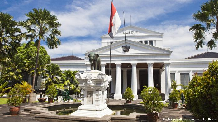 Indonesien Jakarta National Museum (picture-alliance/prisma/R.J. Fuste)