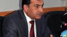 Chef der Anti-Drogenagentur in Tadschikistan Rustam Nasarow