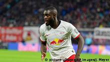 RB Leipzig vs FC Augsburg   Dayot Upamecano