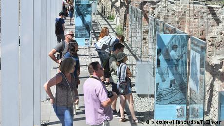 BG NSGedenkstätten | Topographie des Terrors (picture-alliance/dpa/P. Zinken)