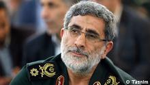 Iran Esmail Qaani Nachfolger von Ghassem Soleimani