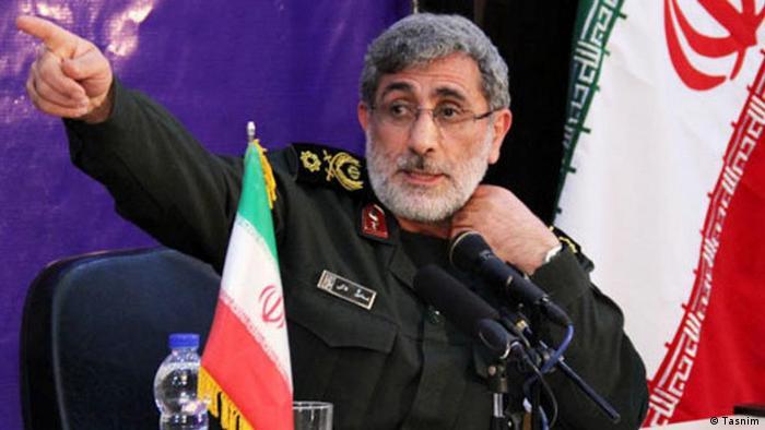 Iran Esmail Qaani