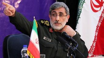 إسماعيل قآني القائد الجديد لفيلق القدس خلفا للجنرال قاسم سليماني الذي قتل في غارة أميركية ببغداد