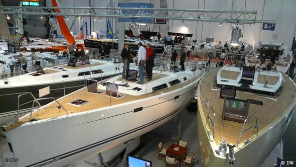 Messe Boot 2010 in Düsseldorf Flash-Galerie