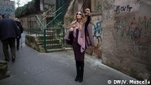 Transfrau-Aktivistin in Neapel --- Dezember 2019