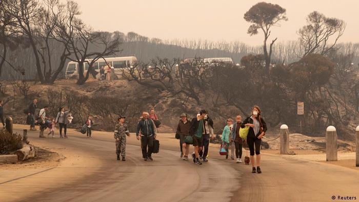 Евакуація людей триває