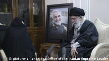 Ajatollah Ali Chamenei Iran