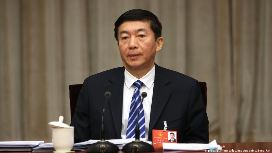 香港中聯辦新主任駱惠寧