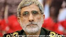 Iran | Esmail Qaani Nachfolger von Ghassem Soleimani