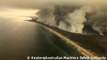 Australien Waldbrände | East Gippsland, Victoria