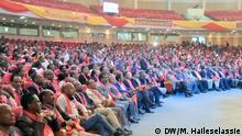 Mekelle, Ethiopia, 04.01.2019+++Tigray People's Liberation Front congress meeting (c) DW/Million Haileselassie