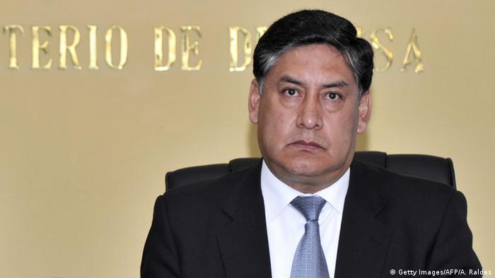 Bolivien Juan Lanchipa