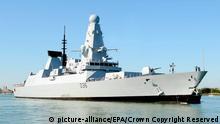 UK HMS Defender