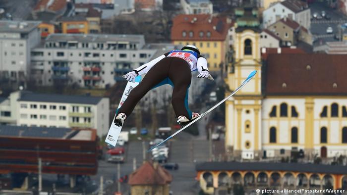 68. Vierschanzentournee - Springen - Innsbruck (picture-alliance/Fotostand/Wagner)