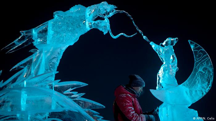 China Harbin Ice & Snow Festival (AFP/N. Celis)