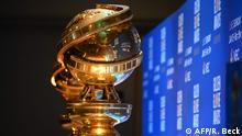 a golden globe