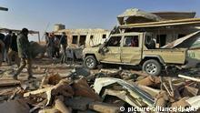 Irak al-Qa'im | Nach US-Luftangriff auf schiitische Miliz im Irak: Kataib Hisbollah