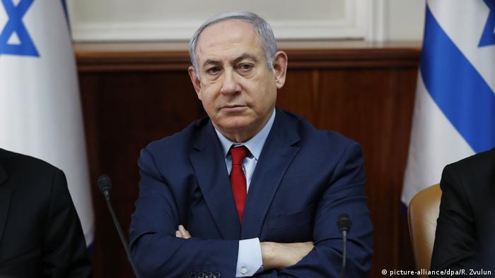Konflikt Iran-USA | Benjamin Netanjahu