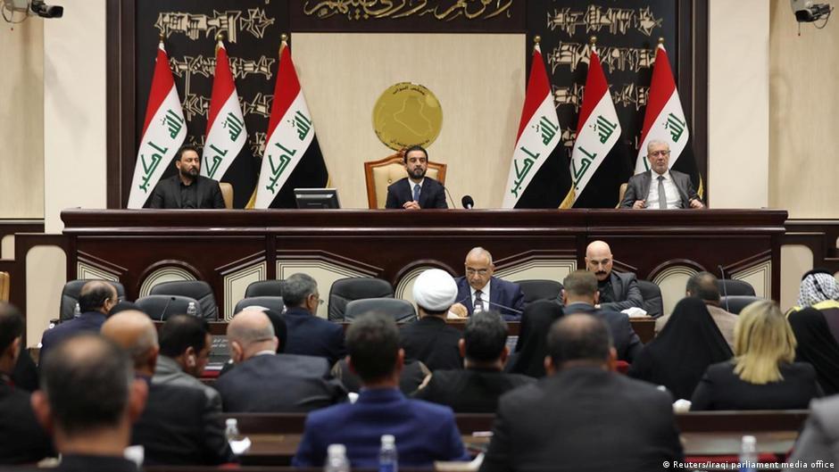 Parlemen Irak Keluarkan Resolusi untuk Usir Pasukan Asing | DUNIA:  Informasi terkini dari berbagai penjuru dunia | DW | 06.01.2020